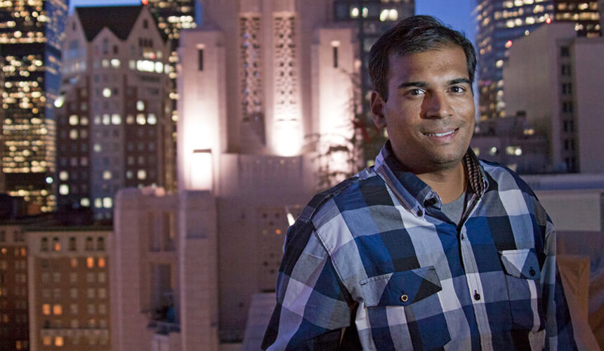 Skild Founder and CEO Anil Rathi