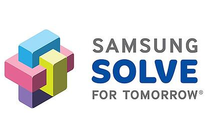 Samsung Solve for Tomorrow
