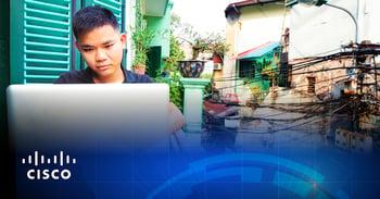 Cisco Global Problem Solver Challenge image 2
