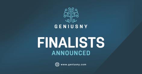 Genius NY Finalist Logo