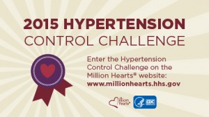 Million Hearts 2015 Hypertension Control Challenge