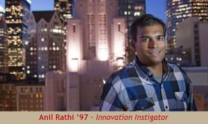 Skild Founder & CEO, Anil Rathi