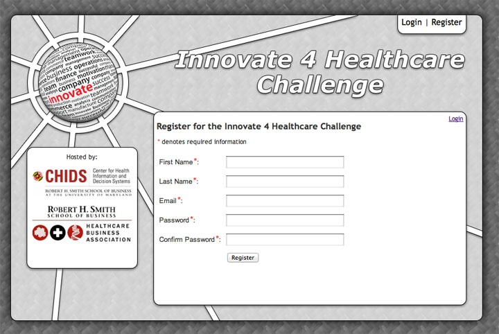 Innovate 4 Healthcare Challenge