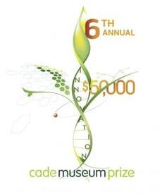 Cade Museum Prize Logo