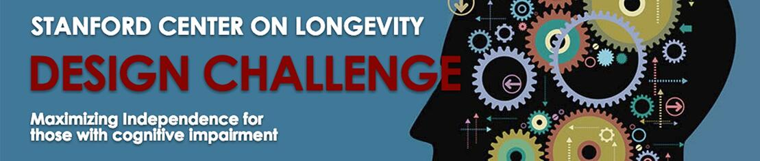 stanford longevity design challenge banner