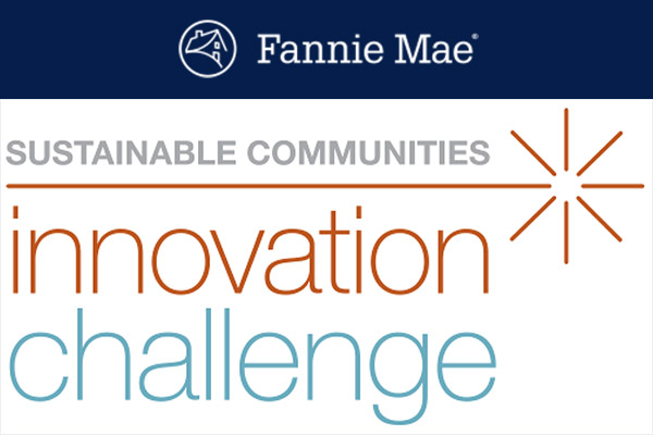 Fannie Mae Sustainable Communities Innovation Challenge